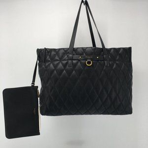 Givenchy Black Duo Shopper Tote